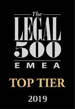 The Legal 500 2019